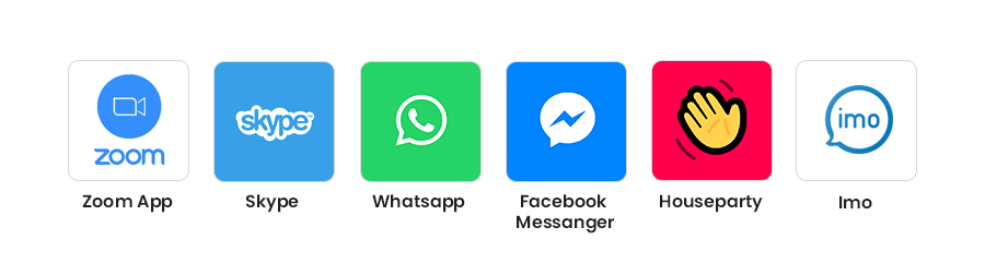 Top Video Chat Apps Prevailing in the Market