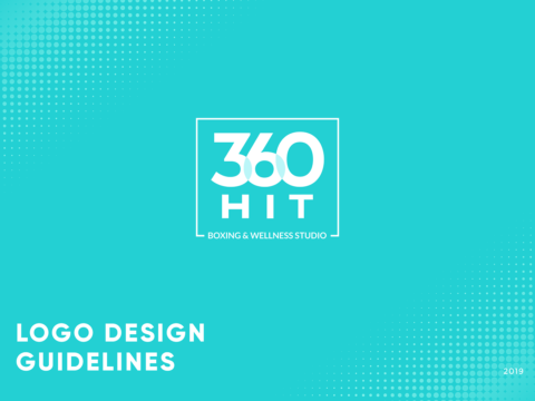 360 Hit Logo Design
